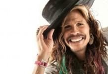Steven Tyler, do Aerosmith, em carreira country