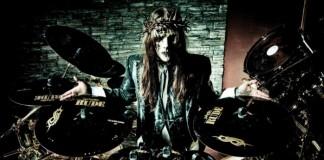 Joey Jordison do Slipknot