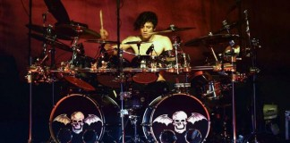 Arin Ilejay do Avenged Sevenfold