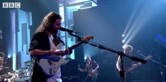 Biffy Clyro no programa de Jools Holland