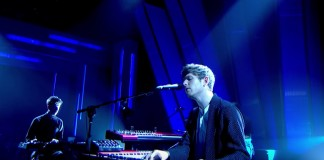 James Blake no Jools Holland