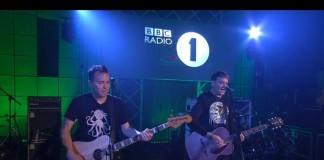 Blink-182 acústico na BBC Radio 1