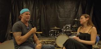 Chad Smith em entrevista