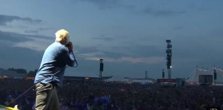 Deftones no Rock Am Ring 2016