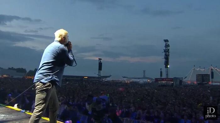 Deftones no Rock Am Ring 2016