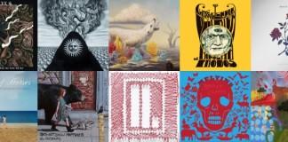 Lançamentos de discos de Junho de 2016