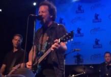 Eddie Vedder e Jimmy Chamberlin