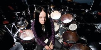 Joey Jordison (ex-Slipknot)