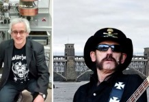 Professor de química fã de Motorhead e Lemmy Kilmister