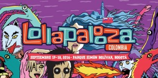 Lollapalooza Colômbia 2016