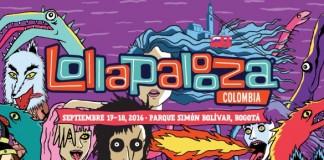 Lollapalooza Colômbia 2016