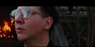 Marilyn Manson no trailer de Let Me Make You a Martyr