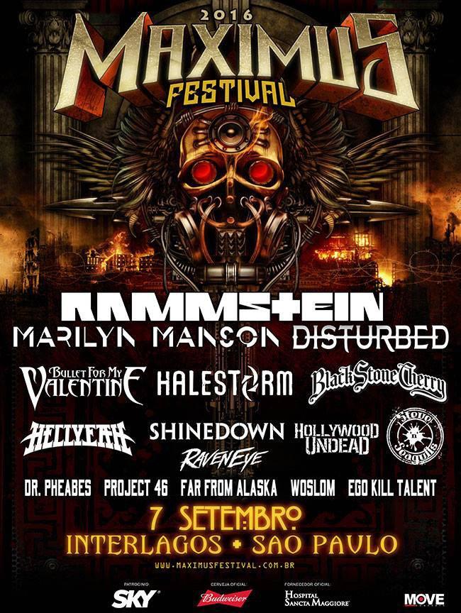 poster oficial do maximus festival