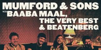 """Mumford & Sons lança EP """"Johanesburg"""" com artistas africanos"""
