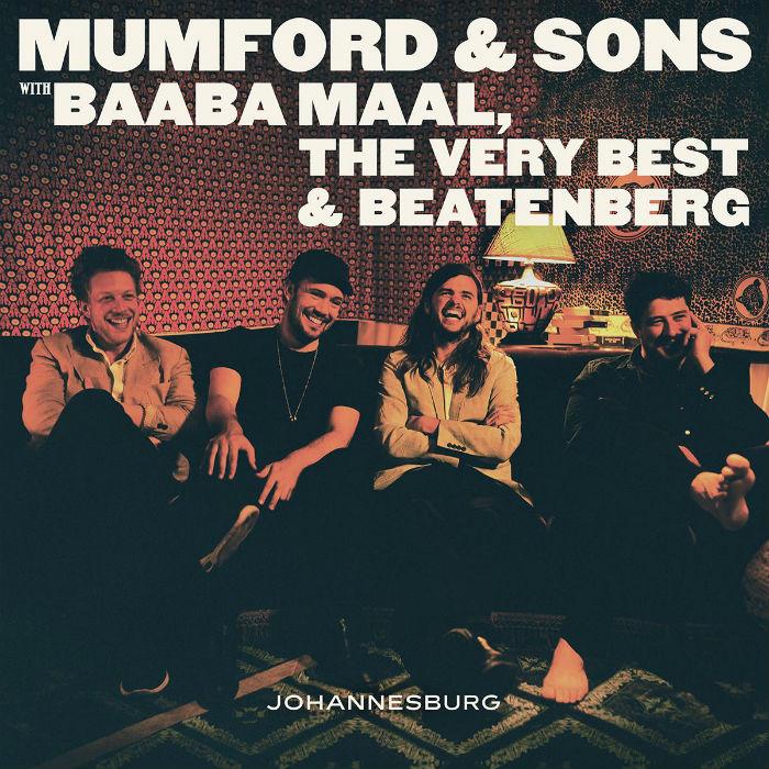 Mumford & Sons lança EP