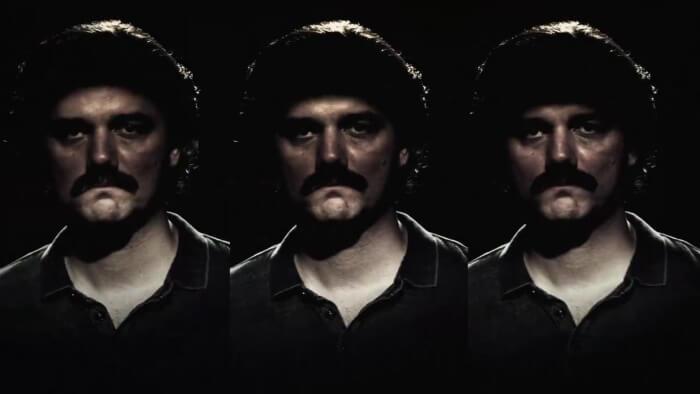 Wagner Moura no teaser da segunda temporada de Narcos