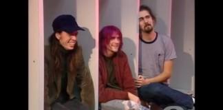 Nirvana em entrevista de 1991