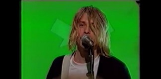 Nirvana no programa The Word