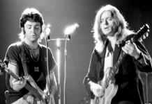 paul mccartney falou sobre a morte do guitarrista henry mccullough, onde tocaram juntos no wings