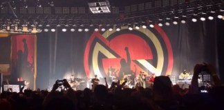 Prophets Of Rage no Hollywood Palladium