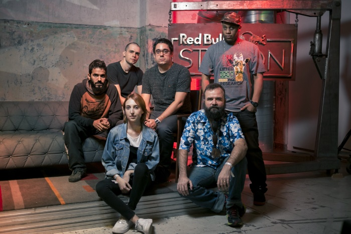 Curadores do Pulso, da Red Bull