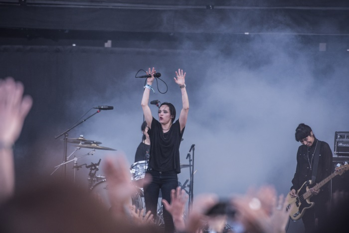 Savages no Primavera Sound 2016