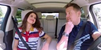 Selena Gomez participa do Carpool Karaoke com James Corden