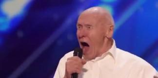 Senhor de 82 anos canta heavy metal do Drowning Pool