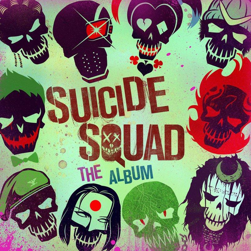 Esquadrão Suicida - O Álbum