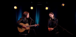 Tegan and Sara participam de programa de TV
