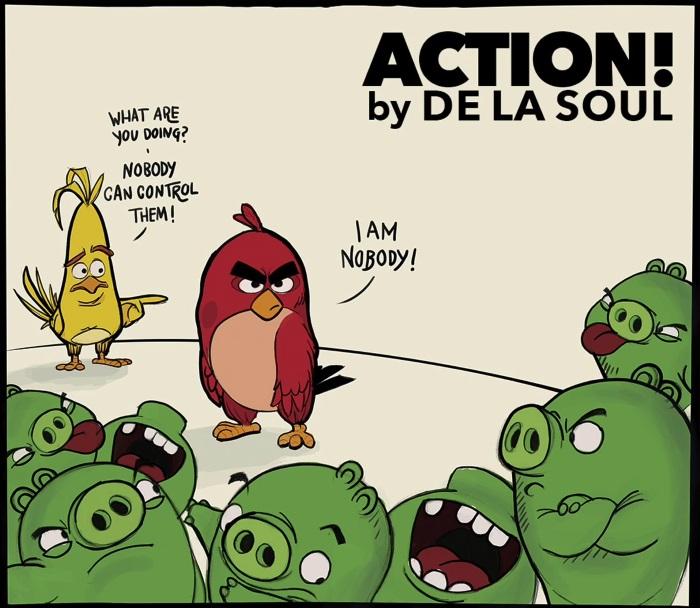De La Soul - Action!