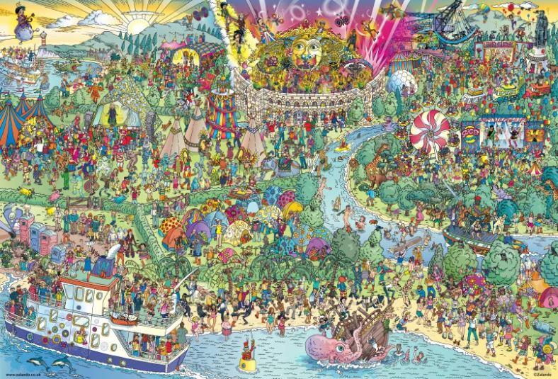 Festival Wally