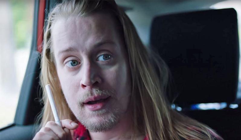 Macaulay Culkin 35 anos
