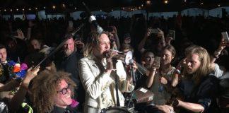 Arcade Fire no Panorama Music Festival