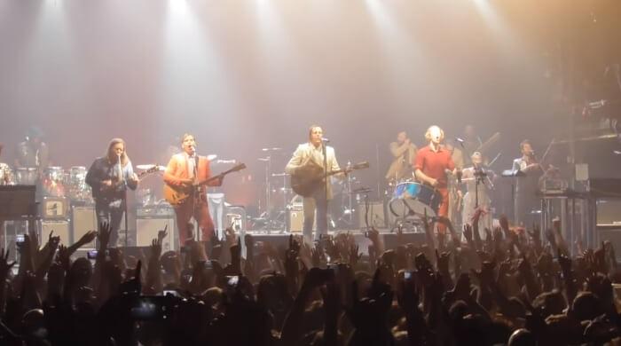 Arcade Fire em Barcelona