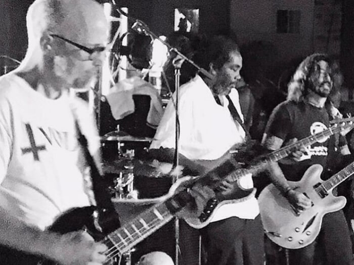 Bad Brains com Moby e Dave Grohl