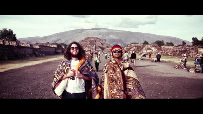 The Baggios no México