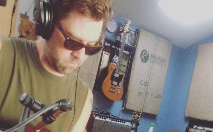 Chris Wollard do Hot Water Music
