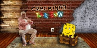 Crackinho Talk Show com Miranda