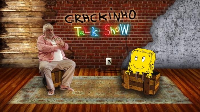 Crackinho Talk Show com Miranda