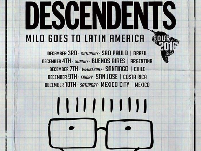 ESPECIAL DESCENDENTS: Motivos para assistir ao show da banda no Brasil