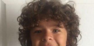 Dustin, de Stranger Things, manda recado aos fãs brasileiros