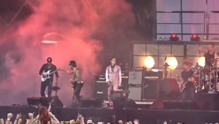 Jane's Addiction com Tom Morello no Lollapalooza