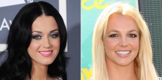 Katy Perry e Britney Spears