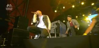 Macklemore & Ryan Lewis no Roskilde Festival