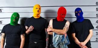 """o masked intruder lançou o ep """"love and other crimes"""" em streaming"""