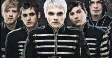 My Chemical Romance na época de The Black Parade
