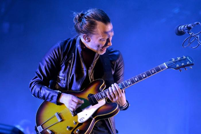 Thom Yorke, do Radiohead