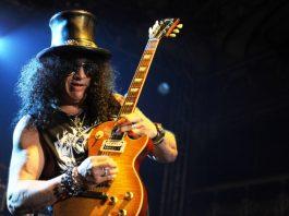 Slash do Guns N Roses