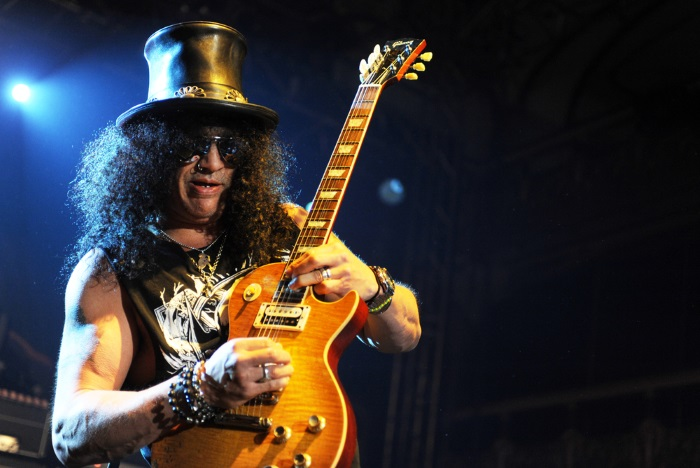 Slash do Guns N Roses